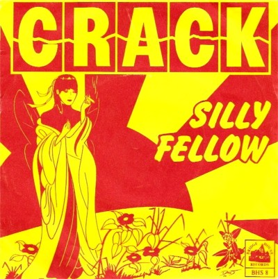 Crack - Silly Fellow cover