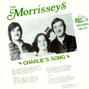 Morrisseys - Charlie's Song cover b