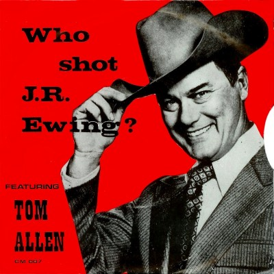 Tom Allen & Dallas - JR Ewing cover a
