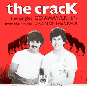 crack go away cover