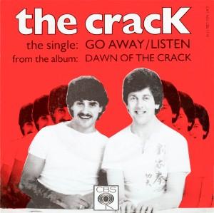 crack go away cover